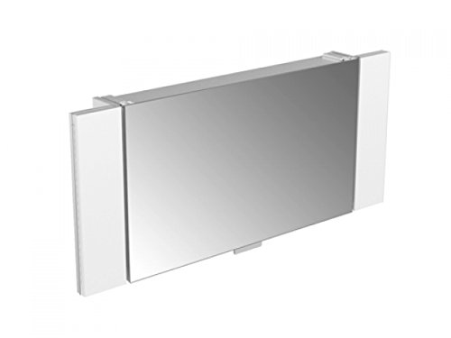 Keuco Spiegelschrank Edition 11, 21102171202, 1-türig, silber-eloxiert, MP3/Apple, 1400x610 mm