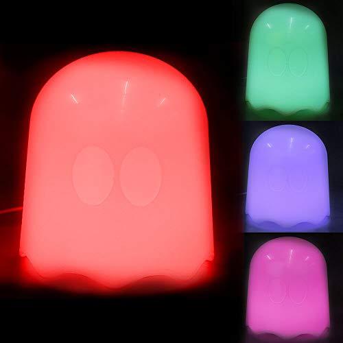 PAC MAN - Lampe Multi couleurs télécommandée Ghost