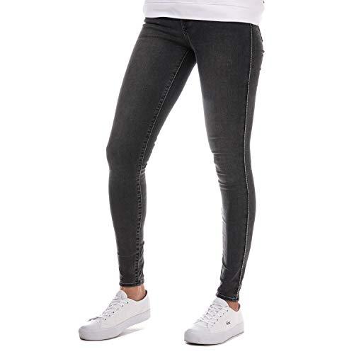 Levi's 710 Super Skinny Jeans con cremallera pasado