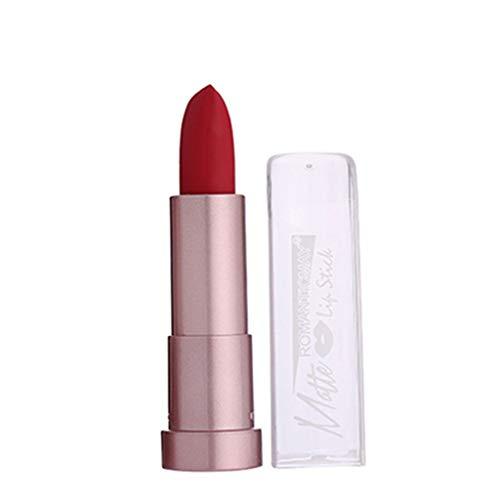rouge à lèvres, Ucoolcc Lips Colour Intense rouge à lèvres classique Cosmétiques naturels Make up Ingrédients végétaux bio Naturel Maquillage levre