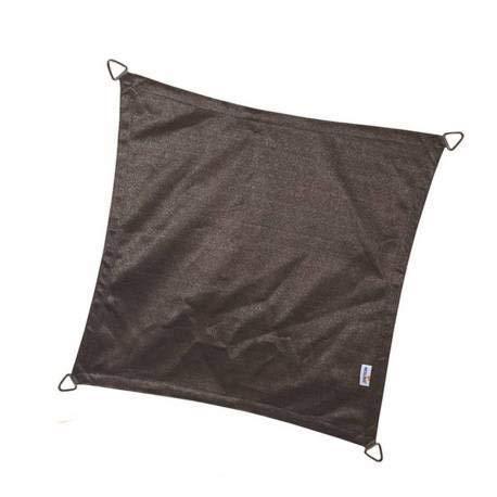 Nesling Coolfit 3,6x3,6 Grau + Rvs Bevestigingsset