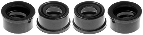 ACDelco 18K1182 Professional Front Disc Brake Caliper Rubber Bushing Kit with Seals