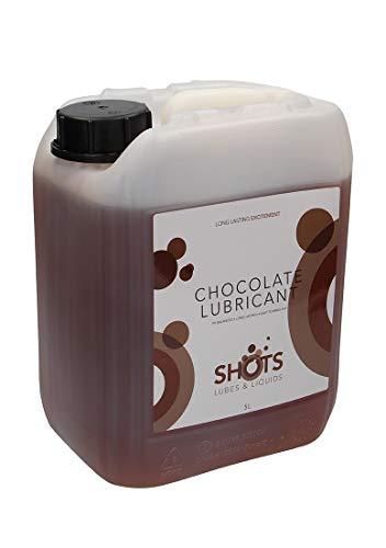 Pharmquest Lubrificante Commestibile Con Profumo Di Cioccolato - 5L
