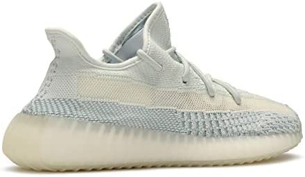 Adidas Yeezy Boost 350 V2 Cloud White Non Reflective Fw3043 Size 44 2 3 Eu Amazon De Schuhe Handtaschen