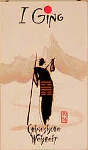 I-Ging. Chinesische Weisheit. 64 Karten