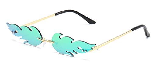 Yhui Zonnebril vrouwen zonnebril kat oog schaduw voor vrouwen spiegel brandbril