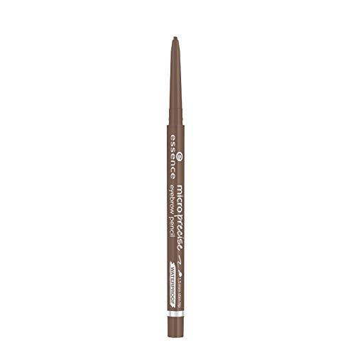 Lápiz de cejas Essence Cosmetics Micro Precision, maquillaje impermeable