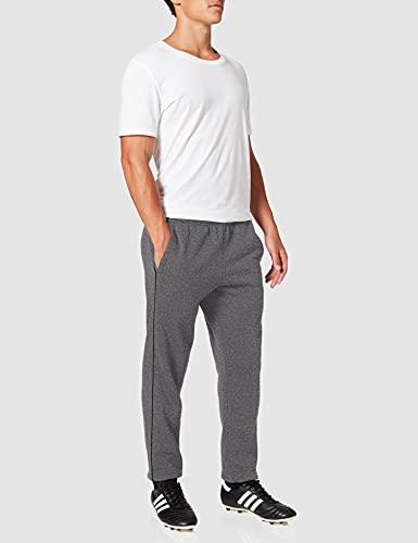 Adidas CORE18 SW PNT Sport trousers, Hombre, Dark Grey Heather/ Black, XL
