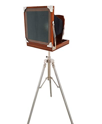 Collectibles kopen Royal Collectible Houten Film Slide Retro Camera Home Art Gift 10
