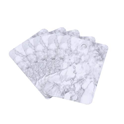Cabilock 200 stücke marmor ohrring...