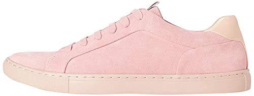 find. Zapatillas de Deporte de Ante Hombre, Rosa (Pale Pink), 42 EU