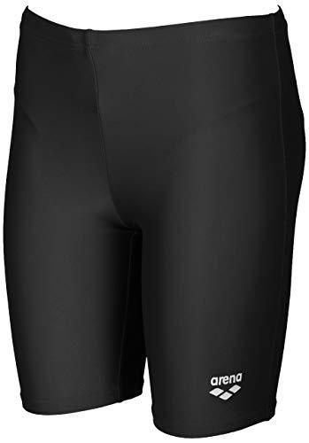 ARENA Jungen LTS Jr Waterfeel Jammer Badeanzug, Jungen, Störsender, LTS Jr Waterfeel Jammer Swimsuit, schwarz, 22