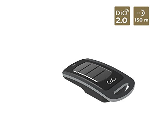 CHACON DiO Télécommande porte-clé 4 canaux 868 MHz