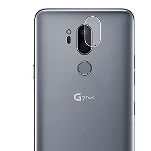 Vaxson 2 Stück Kamera Schutzfolie, kompatibel mit LEMORRY LG G7 ThinQ G710EM, Kameraobjektiv TPU Folie [nicht Panzerglas Displayschutzfolie/Hülle Case ]