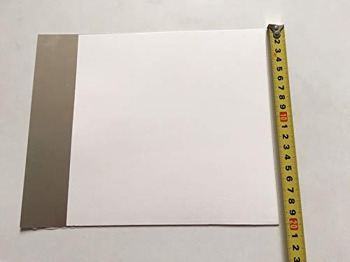 TLC Plates Aluminum Backed Silica Gel 60 F254 20cm x 20cm 12/Box AAdvance Instruments