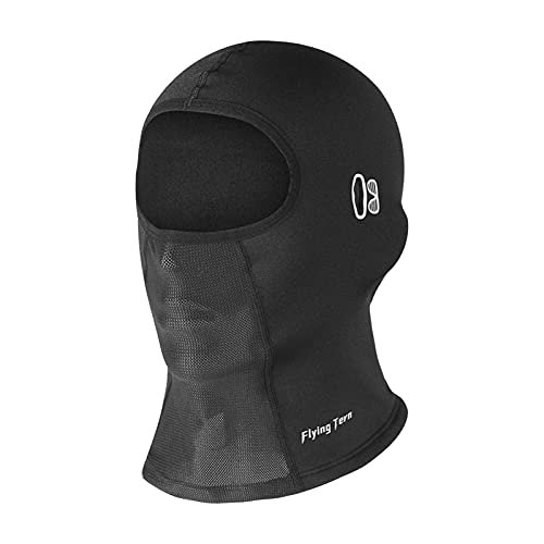 Hengjierun Cubierta Facial de Invierno, Casco Resistente al Viento para Clima frío para Esquiar, Hacer Snowboard y Andar en Motocicleta Deportes al Aire Libre para Hombres y Mujeres
