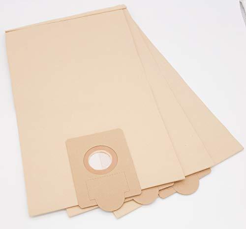 Reinica 10 Papier Staubsaugerbeutel für Hako Clean 7231 Saugerbeutel Beutel Staub