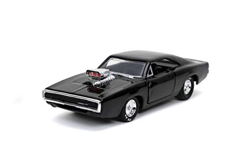 Jada Toys Fast & Furious 1:32 1970 Dom's Dodge Charger Die-cast Car, Toys for Kids and Adults (32215)