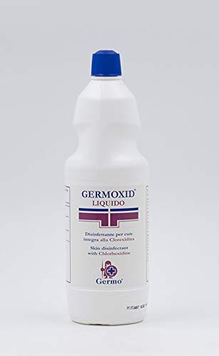 Gima 36636 Germocid alla Clorexidina, 1L, Confezione da 12