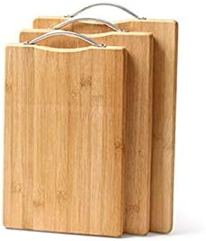 Reservation Niubiyaab Chopping Board Bamboo Cutting P Food Kitchen Outlet ☆ Free Shipping Mat