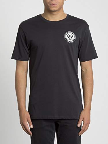 Volcom Conceiver BSC Ss Herren-T-Shirt M Schwarz