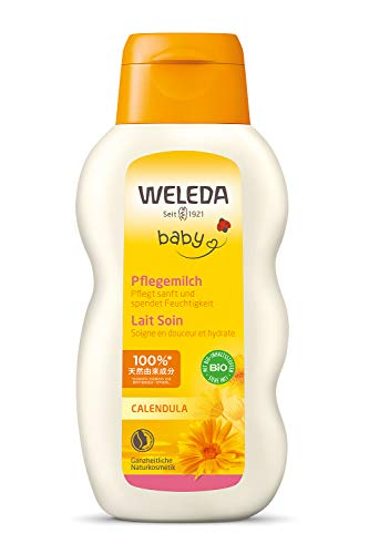 WELEDA Baby Crema Fluida Calendula - 200 ml.