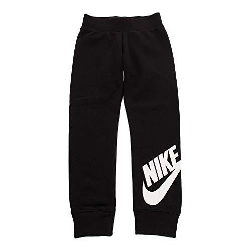 Nike Kids Girl's Sportswear Futura Fleece Jogger (Little Kids) Black 6X Little Kids