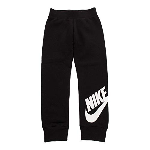 Nike Kids Girl's Sportswear Futura Fleece Jogger (Little Kids) Black 6X Little Kids