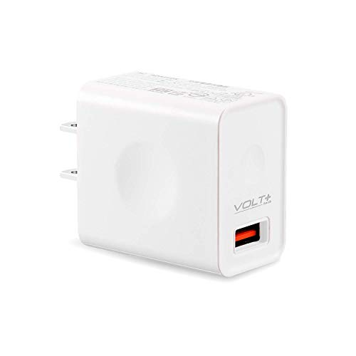 Rapid Charger for LG G5 Speed H858 with 18W Power and 5ft/1.2M USB-C! (White)