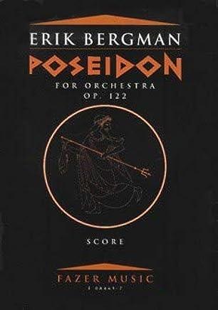Bergman, Erik: Poseidon Opus. 122Orchestra