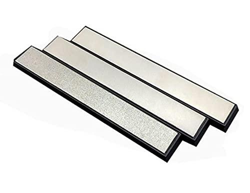 Haudang Cuchillos de cocina de diamante Whetstone Sharpening Stones para cuchillos Ruixin Pro Sch?rfer System1000/1500/2000