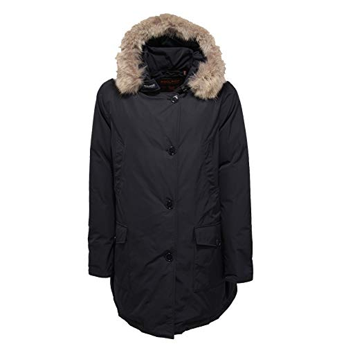 WOOLRICH 0831K Jacket Blue Women Artic Parka Donna Giaccone [XXL]
