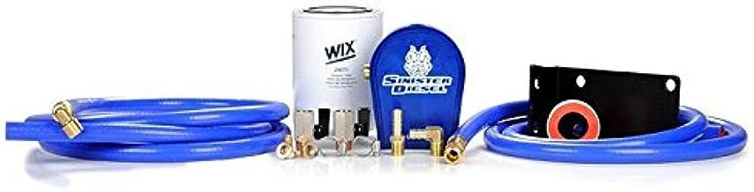 Sinister Diesel SD-COOLFIL-6.7C-W Coolant Filtration System