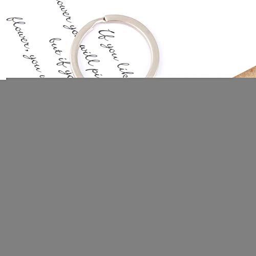 XHYKL 1 PC rekenmachine bedels sleutelhanger Bill sleutelhanger voor heren portemonnee sieraden cadeau