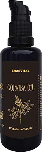 Copaiba Öl 50 ml - Ein natürlich-gesammeltes, naturbelassenes Copaiba Öl