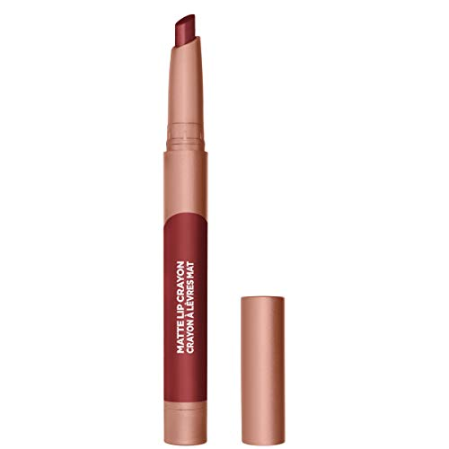 L'Oreal Paris Infallible Matte Lip Crayon, Spice Of Life (Packaging May Vary)