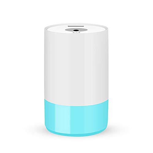 Lydul Luchtbevochtiger met koele nevel, luchtbevochtiger verwijdert statische Clean Air verzorging voor huid-multifunctionele luchtbevochtiger etherische olie diffuser 7 kleuren LED-lampen