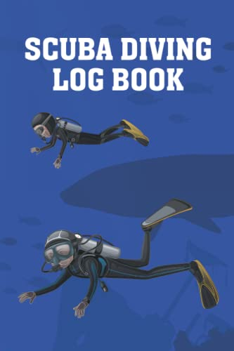Scuba Diving Log Book: Pro Logbook with...