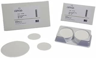Polyamide Camlab 1181469 Syringe Filter 33 mm Pack of 50 0.45 /µm