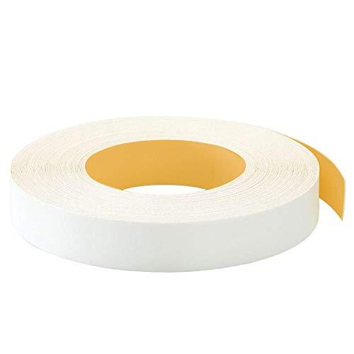EDGE SUPPLY EASYEDGE White PVC 3/4 inch X 25 ft