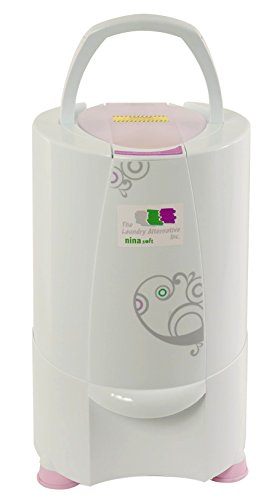 The Laundry Alternative Nina Soft Spin Dryer, Ventless Portable Electric Dryer. 3 Year Warranty, 127V Apartment Size, Saves You Time And Money!