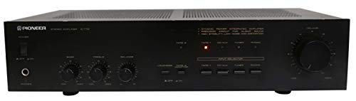 Pioneer A-110 Stereo Verstärker in schwarz