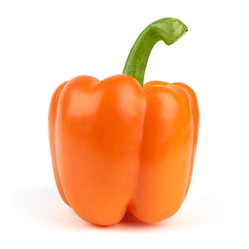 Orange Bell Pepper - Papryka pomarańczowa