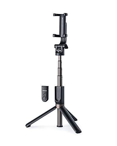 Anker Bluetooth Selfie Stick, Extendable and Tripod Stand Selfie Stick...