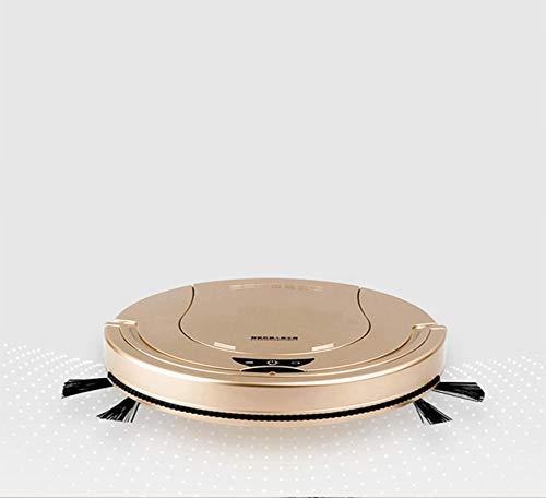 xiaoxioaguo Inteligente barrido robot aspirador hogar ultra delgado barrido y fregar en un solo paso