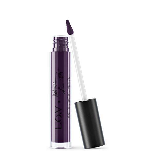 L.O.V - Flüssiger Lippenstift - L.O.V x HATICE SCHMIDT - matte liquid lipstick 120 Berlin