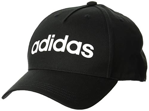 adidas Daily cap Dm6178, Cappellopello Unisex - Adulto, Nero (Black Dm6178), Taglia Unica