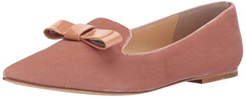 Ivanka Trump Women's Lelle3 Loafer Flat, Pink, 6.5 Medium US