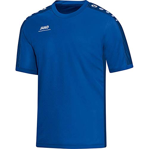 JAKO Herren T-Shirt Striker, royal, 4XL
