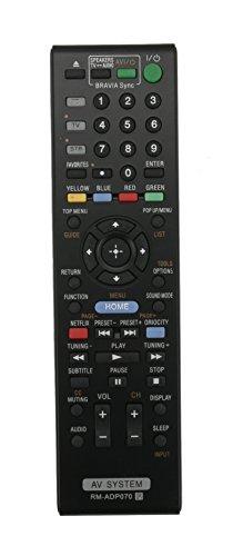 VINABTY RM-ADP070 - Mando a Distancia de Repuesto para Sony BDV-E780W HBD-E280...